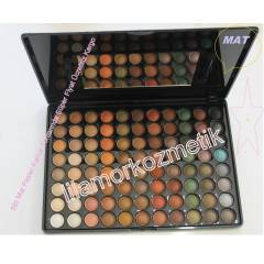 Magic Escape 88li Mat Kahve Serisi Palette