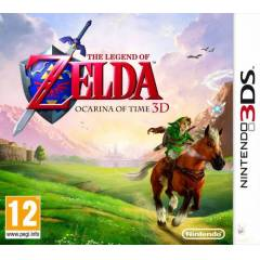 THE LEGEND OF ZELDA OCARINA OF TIME 3DS OYUNU