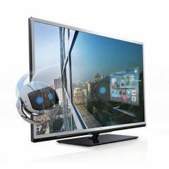 Philips 55PFL4508K12 140 Ekran 3D Smart Led Tv