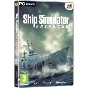 Ship Simulator Extremes PC OYUN (OR�J�NAL SIFIR)