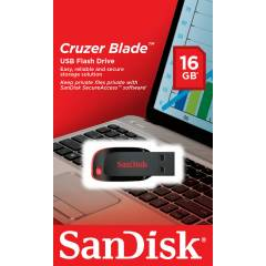 SanDisk Cruzer Blade SDCZ50-016G-B35-16GB FLASH
