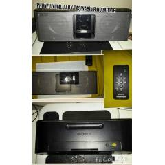 Sony Hoparl�r (4s ve alt� i�in docking +AUX)