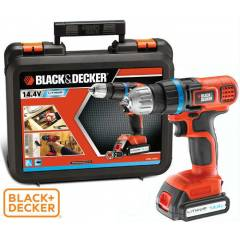 Black & Decker EGBL14K Li-on 14.4V Şarjlı Matkap
