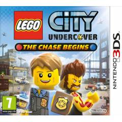 LEGO CITY UNDERCOVER THE CHASE BEGINS 3DS PAL