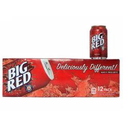 Big Red Soda 12 X 355 ml.