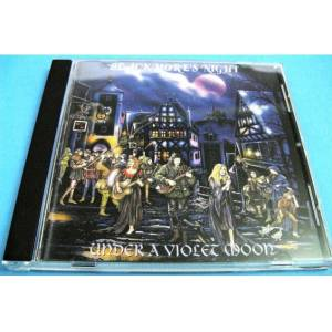 CD Blackmore's Night Under A Violet Moon
