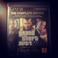 GTA 4 LIBERTY CITY