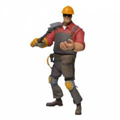 Team Fortress Series 3 Red Engineer Fig�r