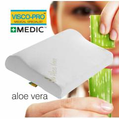 VISCOPRO� ALOE VERA Tam Ortopedik Visco Yast�k