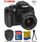 Canon EOS 600D 18-55mm IS II Foto�raf Makinas�