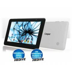 Casper Tablet Pc Bilgisayar 16GB 1GBRam 2Kamera
