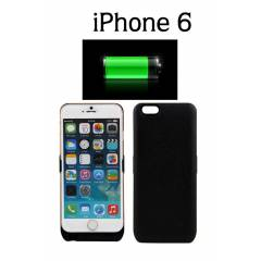 iPhone 6 4.7 �arjl� K�l�f Pilli Kapak 4000 mAh