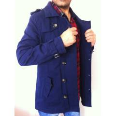 New Season Erkek Tren�kot Pardes� Trenchcoat