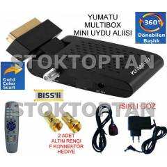 YUMATU MULT�BOX M�N� UYDU ALICISI 2014 MODEL