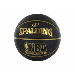 SPALDING NBA Highlight Black BASKETBOL TOPU S7