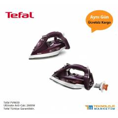 Tefal FV9650 Ultimate Anti-Calc Buharl� �t� 2600