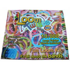 Rainbow Loom Twister Set 10 000 Par�a SV 1163