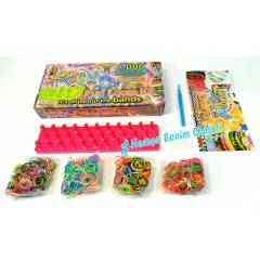 Rainbow Loom Twister Set 1000 Par�a SV 11757