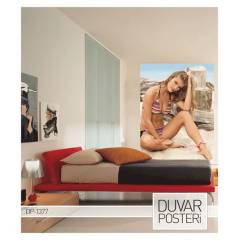 BEAUTY ON SAND DUVAR POSTER� 89X140 CM