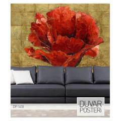 SINGLE BEAUTY  DUVAR POSTER 126x178 cm