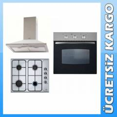 ICF Superchef �nox Ankastre Set (7260+2921+6024)