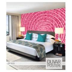 PINK CYCLE DUVAR POSTER 126x178 cm