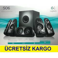 LOG�TECH Z506 5+1 SURROUND SES S�STEM� ORJ�NAL