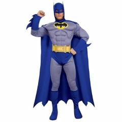 Batman Yeti�kin Kost�m Large