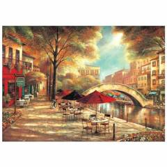 KS 500 Par�a Puzzle Riverwalk Cafe