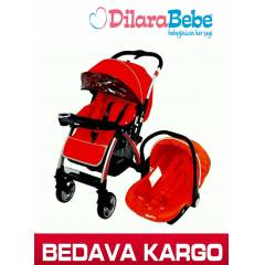 KRAFT PENTA 4 TRAVEL S�STEM BEBEK ARABASI YEN�