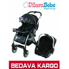 KRAFT PENTA 4 TRAVEL S�STEM BEBEK ARABASI 2014