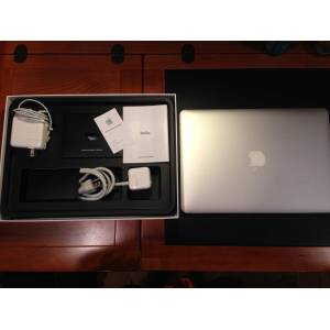 MacBook Air (MD760LL son model) 13.3
