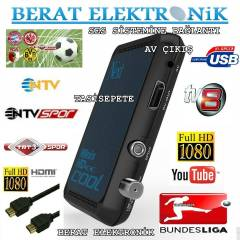 Next Minix HD Cool Full HD Uydu Al�c� T�RKSAT 4A