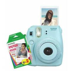 Fujifilm Instax Mini 8 �ip�ak Makine Mavi+Set