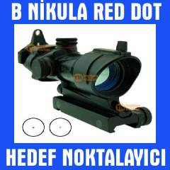 B Nikula Red Dot Sight Hedef Noktalay�c� 015