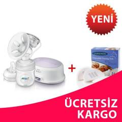 PHILIPS AVENT S�T POMPASI -24L� PED HED�YE