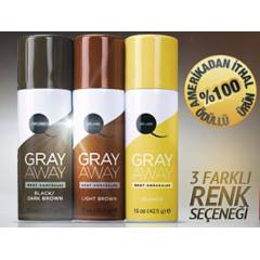 GRAY AWAY DO�AL AMONYAKSIZ KALICI SA� BOYASI