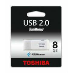 8 GB Usb Flash Bellek 5 y�l Garanti Toshiba YEN�