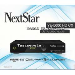 Next YE-5000 HD CX FULL HD Uydu Al�c�s�,