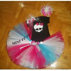 MONSTER HIGH DO�UM G�N� �ZEL TASARIM T�T�