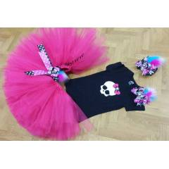 MONSTER HIGH T�T� ETEK DO�UM G�N� KOST�M