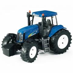 Bruder New Holland T8040 Trakt�r �� Makinas�