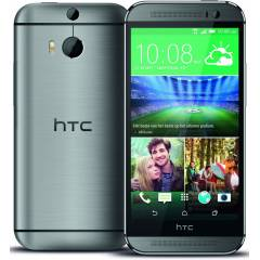 HTC ONE-M8-16GB-GREY ULTRA PIXEL KAMERA