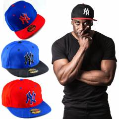 En �ok Satan Model NY �apka - Hip Hop Full Cap !
