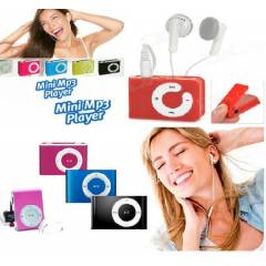 M�N� MP3 PLAYER MIKRO SD KART USB SARJLI+ KULAKL
