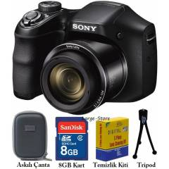 Sony H200 26x 20.1MP HD Foto�raf Makinas�