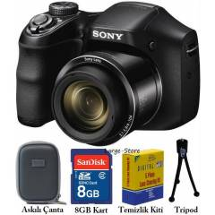Sony H200 26x 20.1MP HD Foto�raf Makinesi