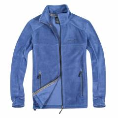 Cottonland BROOKS Erkek Polar Fleece Ceket MAV�