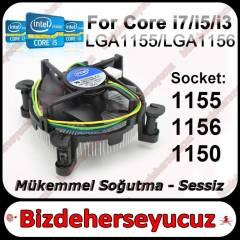 �ntel 1150 1155 1156 Pin ��lemci Fan� CPU Fan