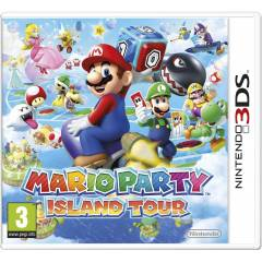MARIO PARTY ISLAND TOUR 3DS KONSOL OYUNU SIFIR